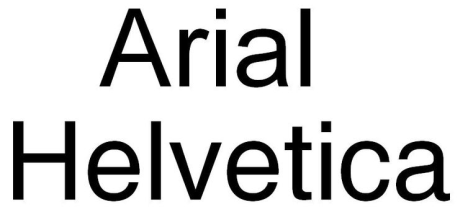 arial-helvetica-compare
